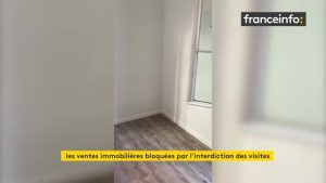 In Paris, real estate agents struggle to attract clients with virtual tours